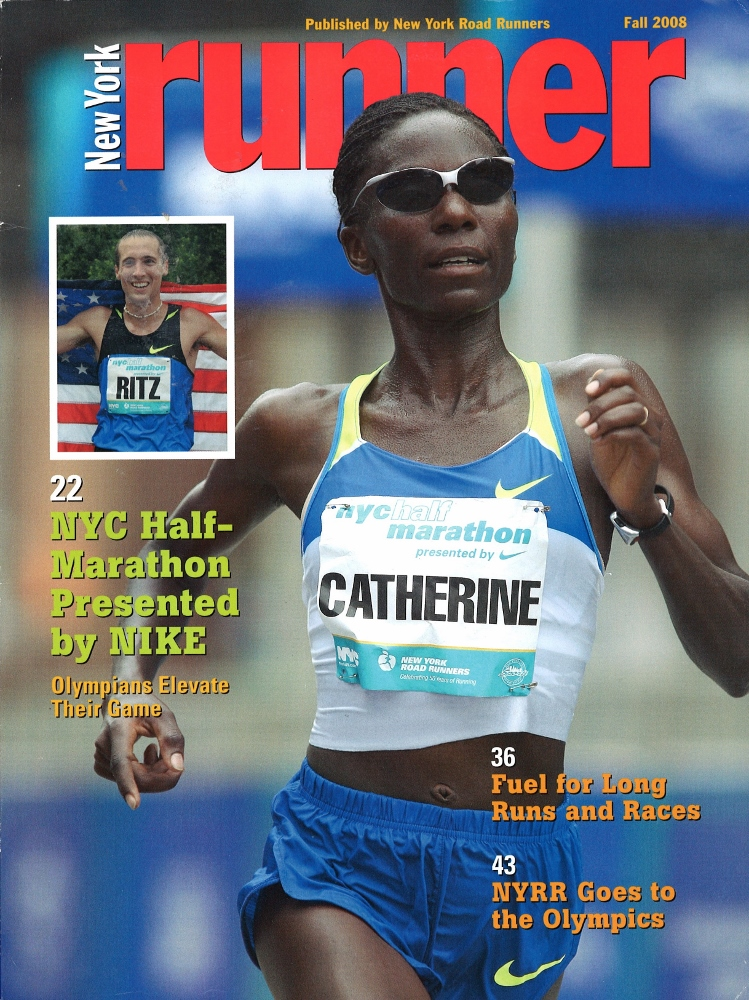 Fall 2008 NY Runner Cover