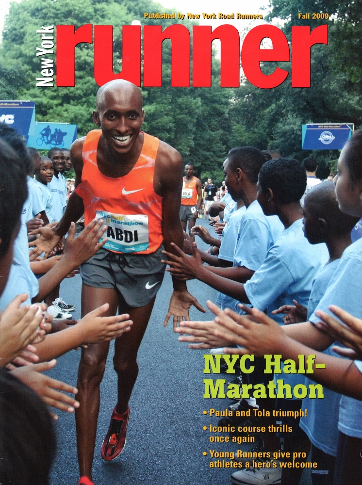Fall 2009 NY Runner Cover