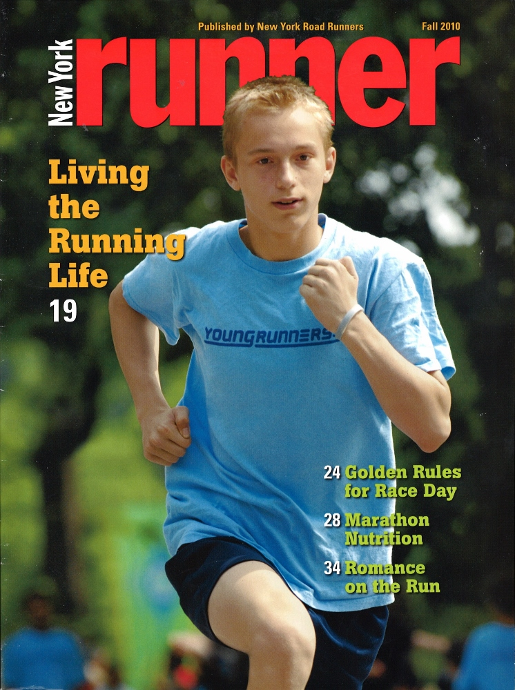 Fall 2010 NY Runner Cover
