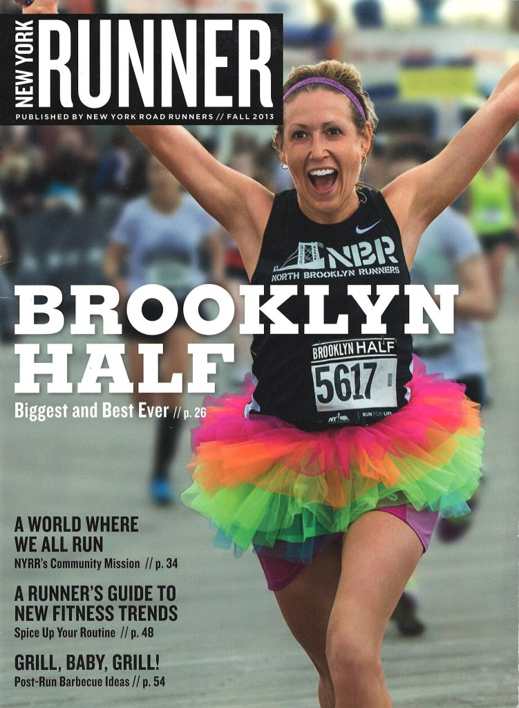 Fall 2013 NY Runner Cover