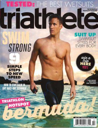 Triathlete Magazine July 2015